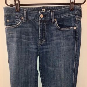 """7 For All Mankind """"A"""" Pocket Women's Jeans"""